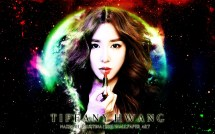 tiffany snsd art fantasy wallpaper dark colorful 2015 by nazimah agustina