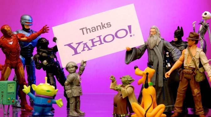 Tutup akaun Yahoo termination and thanks