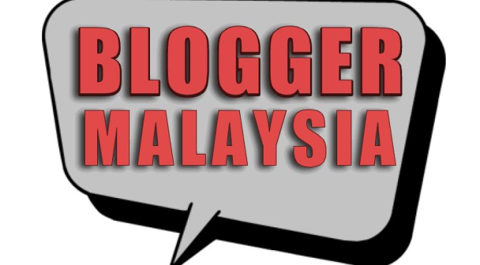 Top blogger Malaysia yang serius