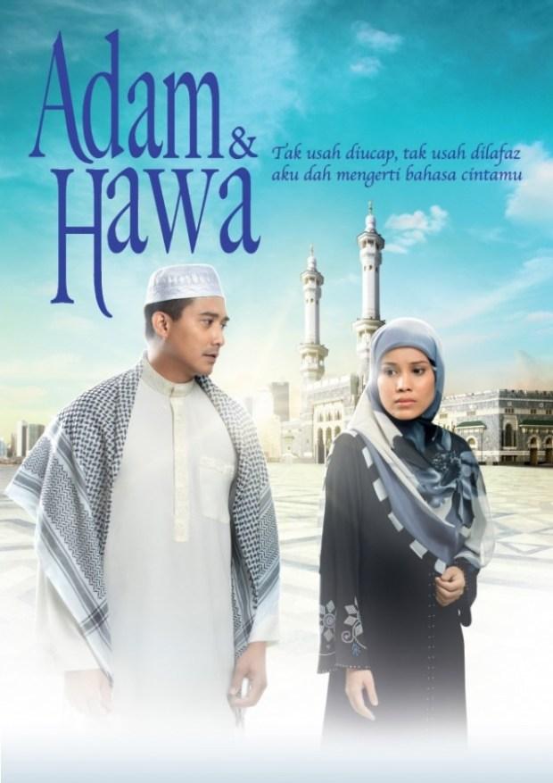 Cover drama Adam dan Hawa