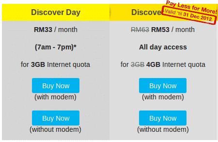 Postpaid Broadband Digi Plan