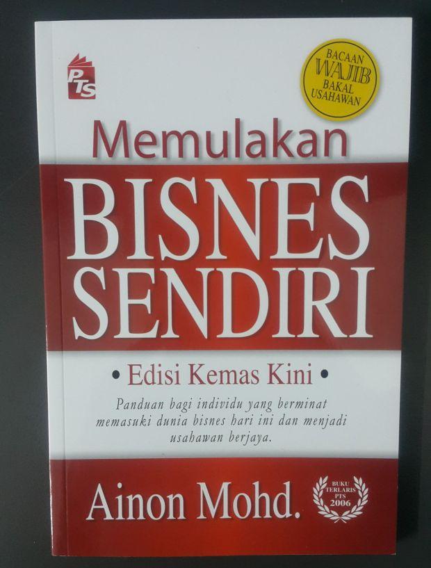 Buku Memulakan Bisnes Sendiri