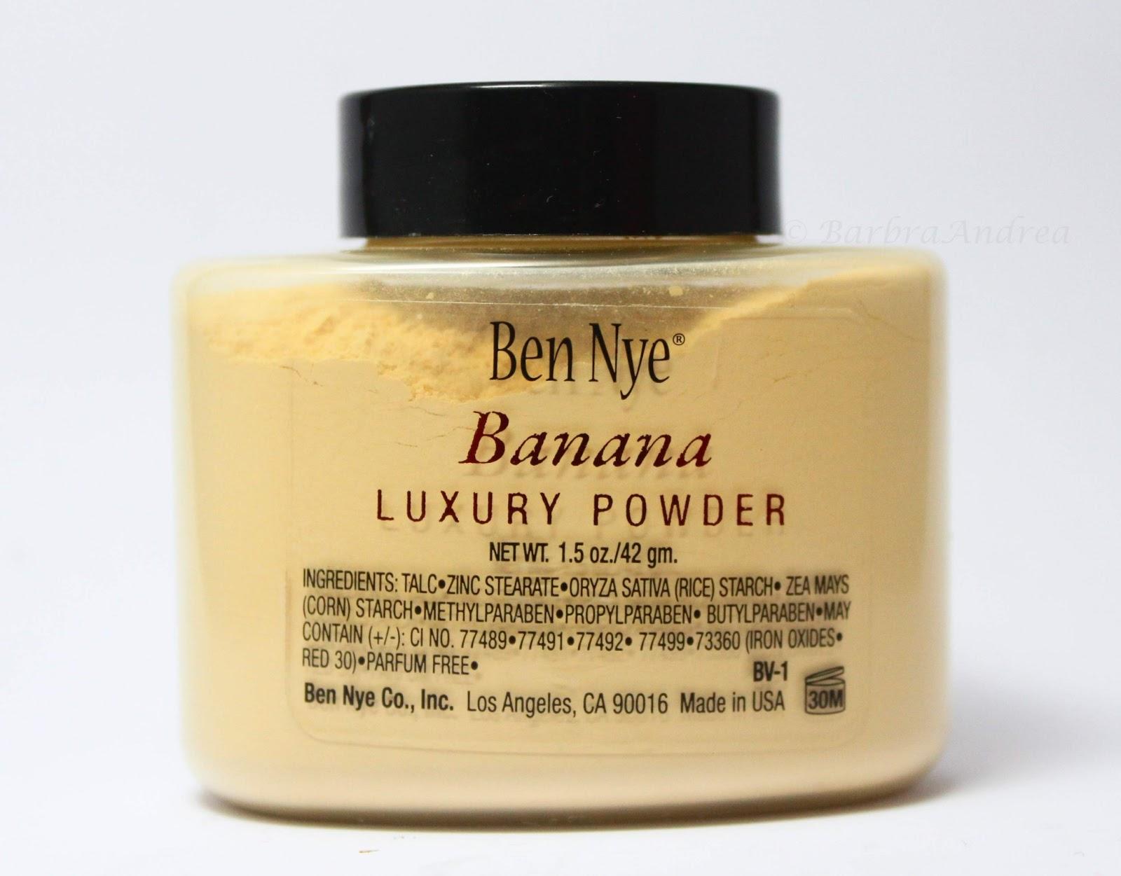 Ben Nye banana powder in UAE!