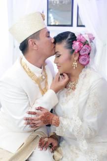 Malay wedding video