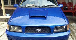 """Begini Kondisi Terakhir Mobil Modifikasi Legendaris """"Si Biru Classy"""""""