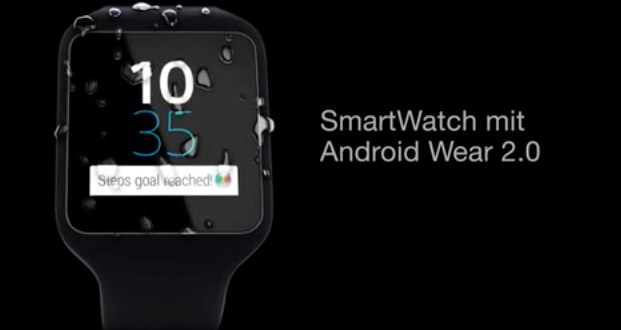 Sony Smartwatch 3 SWR3 possible Android wear 2.0? LEAK - YouTube 2017-02-15 07-27-42