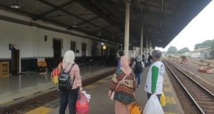 Ternyata Indonesia Bisa Juga, Kereta On Time, Fasilitas Ekonomi Sesuai Harga