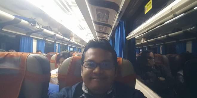 5 Alasan Mending Memilih Kereta Api dibanding Travel Bandung-Jakarta PP