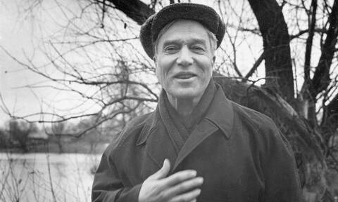 Μπορίς Παστερνάκ: 131 χρόνια από τη γέννηση του Ρώσου συγγραφέα