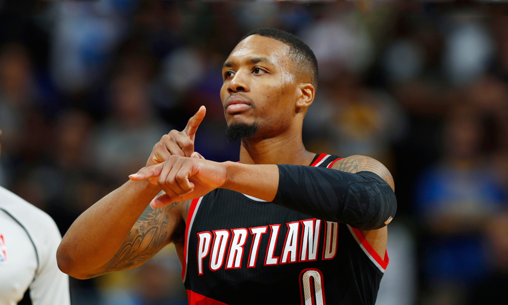 It's Dame Time: look back at Damian Lillard's incredible but underrated season