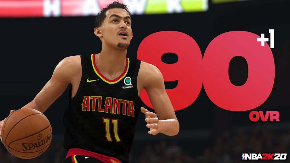 NBA 2K20 Ratings / Roster Update #4: Trae Young Hits 90 OVR & More ...
