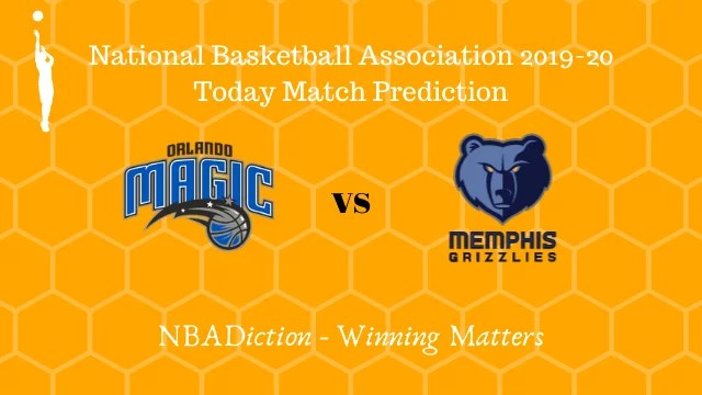 magic vs grizzlies 09112019 - Magic vs Grizzlies NBA Today Match Prediction - 9th Nov 2019