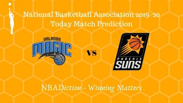 magic vs suns prediction 05122019 - Magic vs Suns NBA Today Match Prediction - 5th Dec 2019