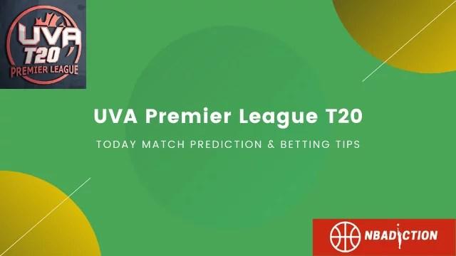 UVA Premier League T20 - MU vs BSE Today Cricket Match Prediction Tips - Who will win today
