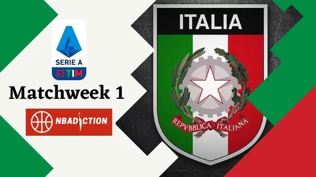 Football 3 - Juventus vs Sampdoria, Preview, Serie A Fixtures – 20th Sept 2020