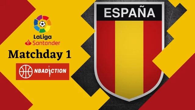 laliga matchday1 prediction nbadiction - Villarreal vs Huesca, Preview, La Liga Fixtures – 13th Sept 2020