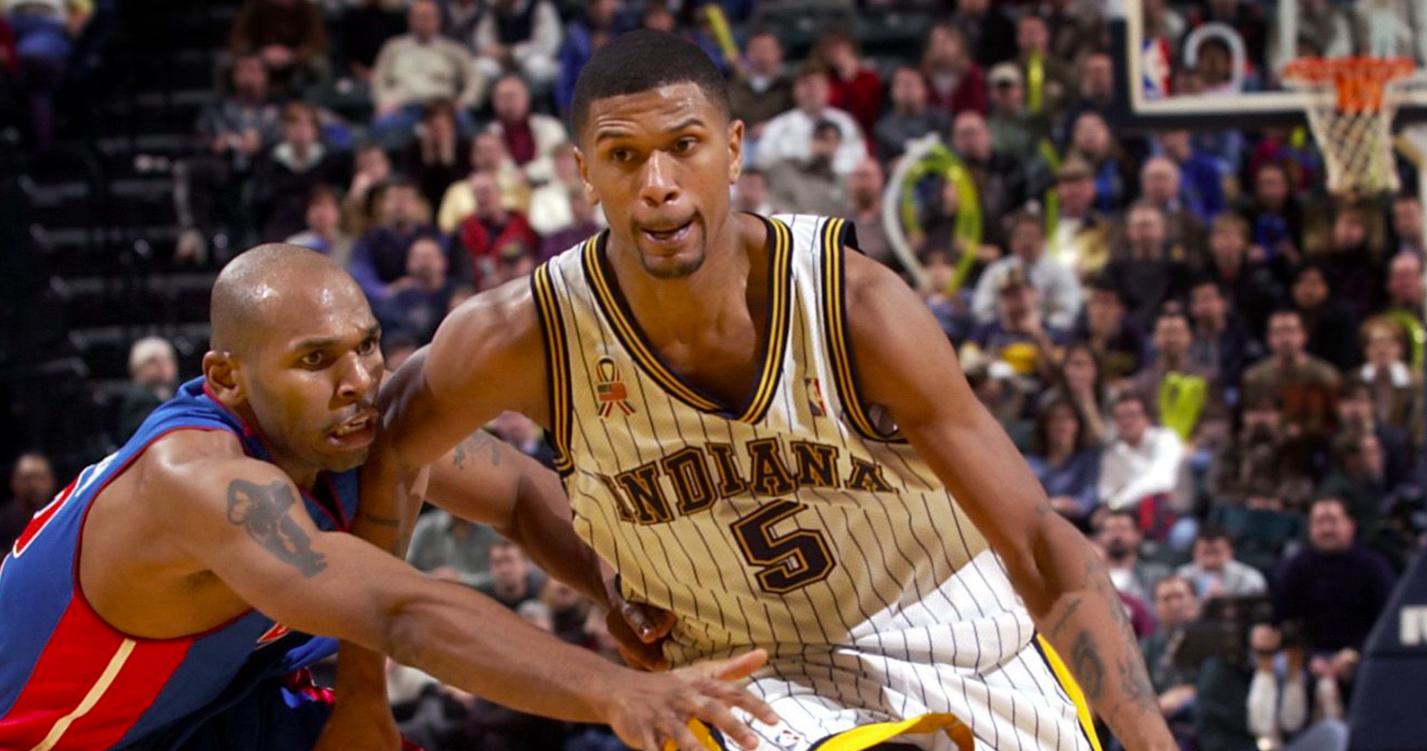NBA Straya NEVER FORGET – OFF-SEASON EDITION  Jalen Rose e34306391