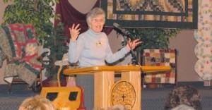 Faith Crosby, Key Note Speaker
