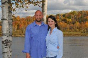 Kurtis and Cindy Kent
