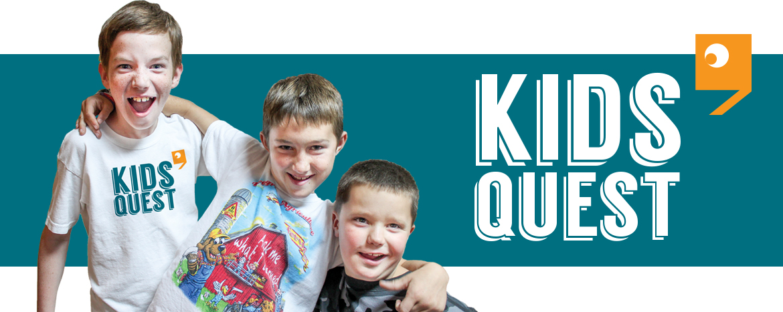 Kids' Quest | November 3-4, 2017