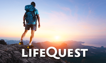 LifeQuest Homepage2