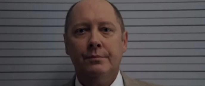 Raymond Reddington in season 6 of The Blacklist