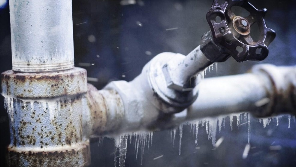 How to prevent freezing pipes