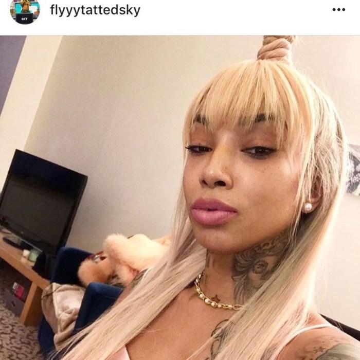Blonde Goals Lace Wig