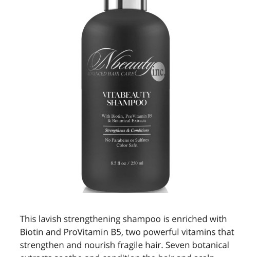 Vita Beauty Shampoo