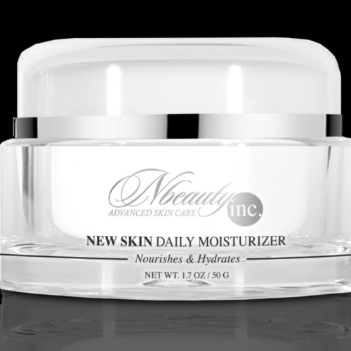 New Skin Daily Moisturizer
