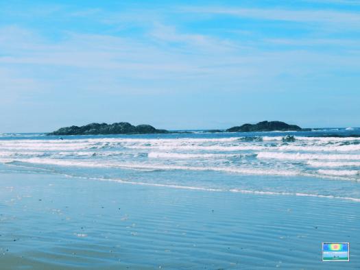 Wickaninnish beach surf
