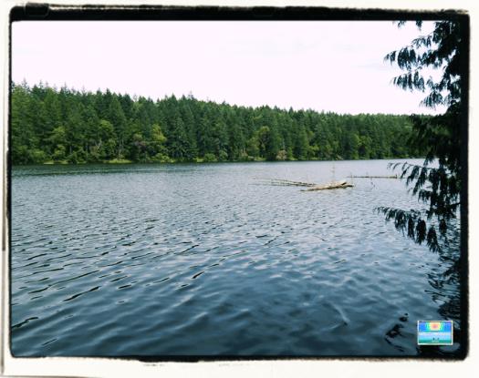 Enos Lake hike 3