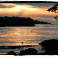 Terrace Beach Sunset