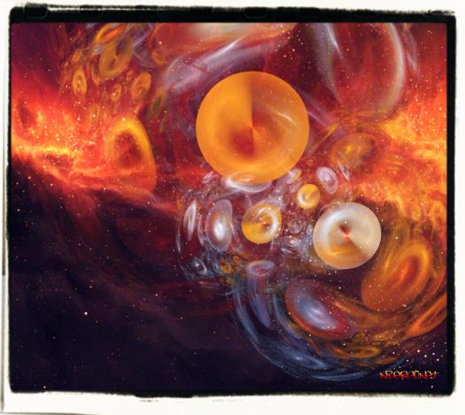 Cosmic Planetary Metamorphosis