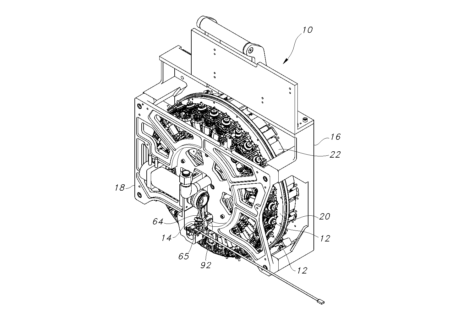 Mechanical Machine