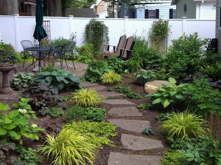 Xeriscaping   Design Ideas & Plant Options   Xeriscape ... on Landscape Design Small Area id=56112