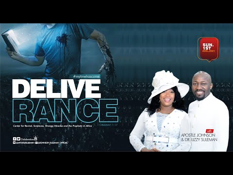 Free Mp3: Download Deliverance By Apostle Johnson Suleman