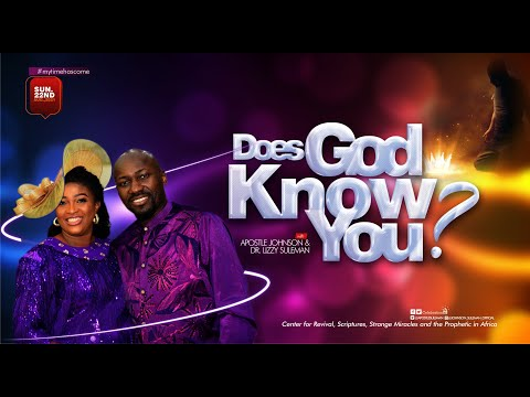 Does God Know you