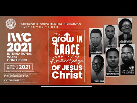 Download Growing in Grace by Apostle Michael Orokpo (1 & 2)