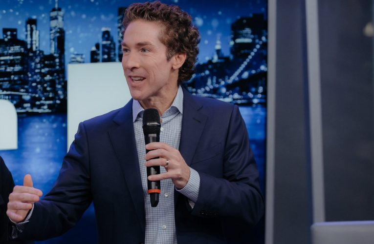 Top Notch: Full Details of  Pastor Joel Osteen Biography and Net Worth