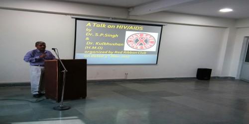 Awareness Programme on HIV/AIDS