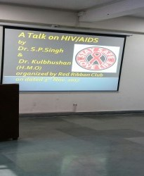 Awareness Programme on HIV/AIDS