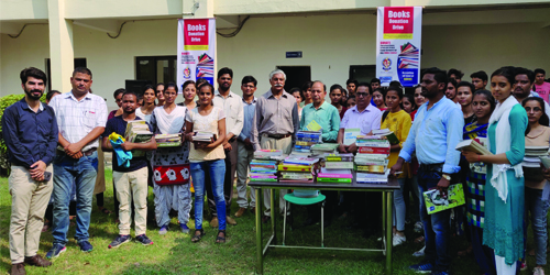 Books Donation Drive