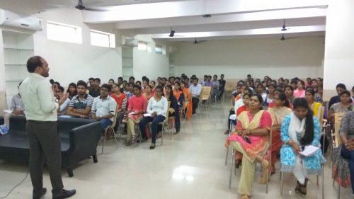 Orientation Programme of Literary Club
