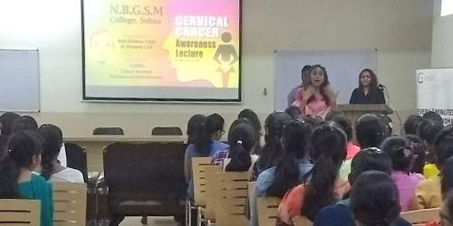Cervical Cancer Awareness Programme