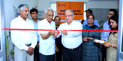 Inauguration of Paramedical Courses