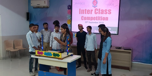 Inter-Class Competition
