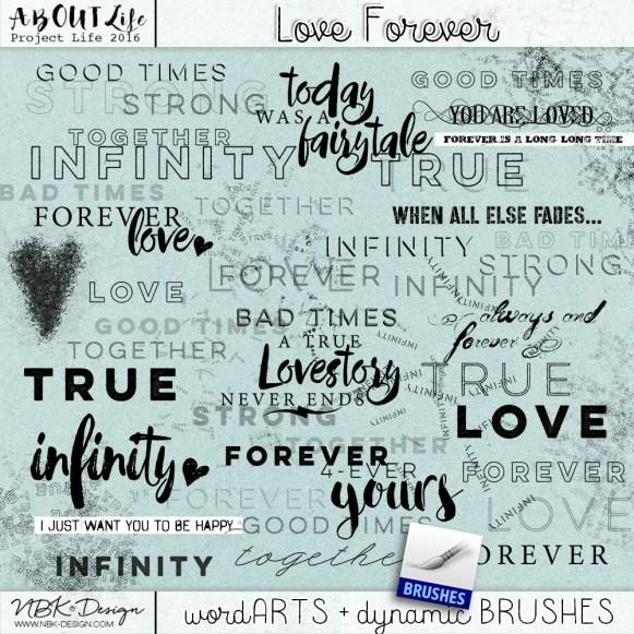 nbk-LOVE-FOREVER-WordARTS