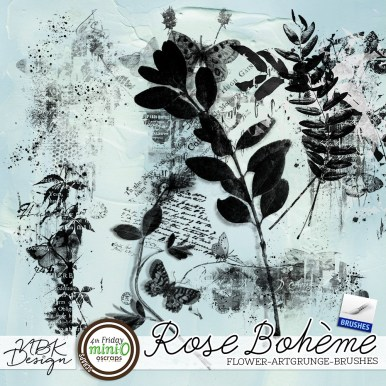 nbk-RoseBoheme-Flower-artGrunge-brushes