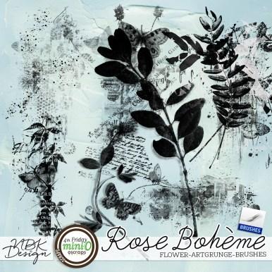 nbk-RoseBoheme-Flower-artGrunge-brushes